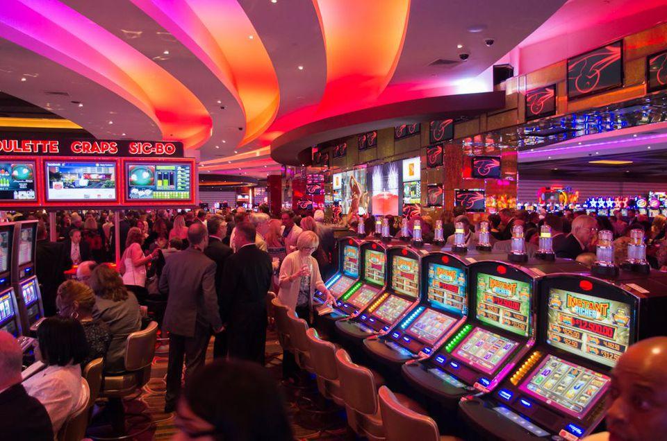 online slot system