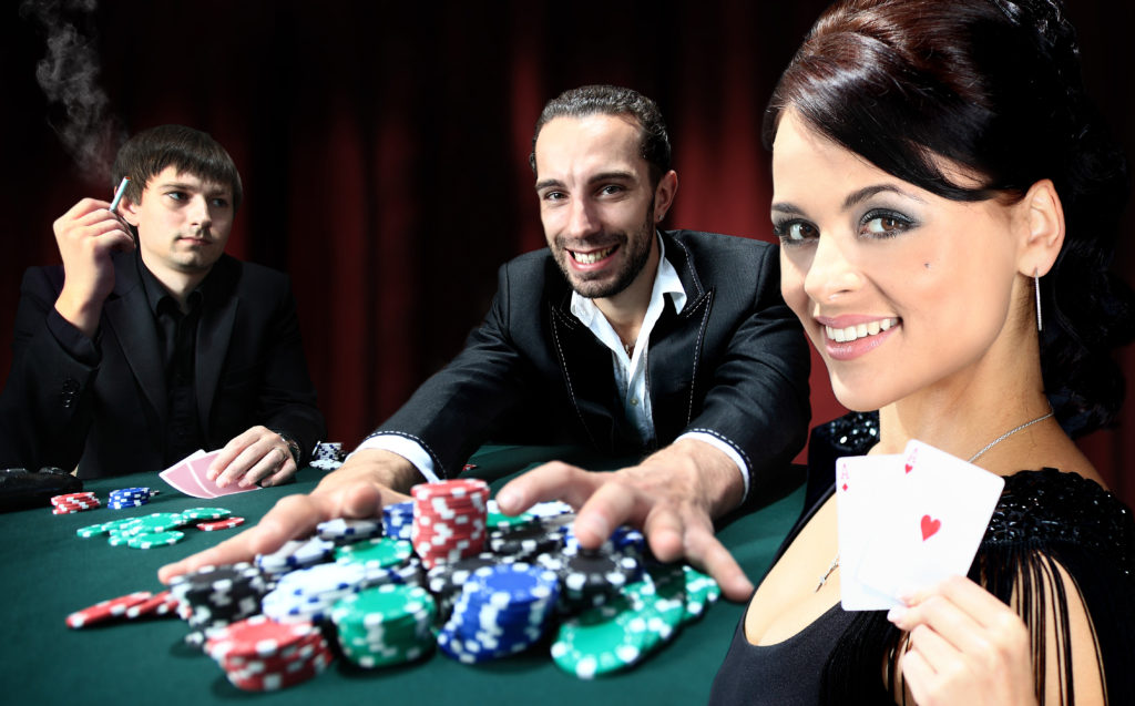 web poker site